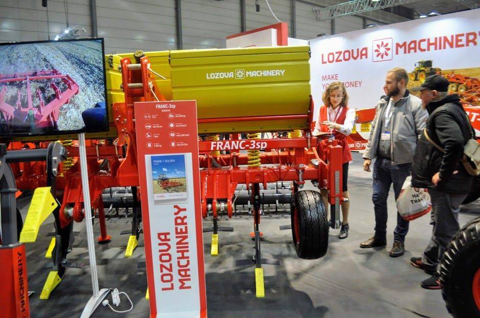 AGRITECHNICА-2019