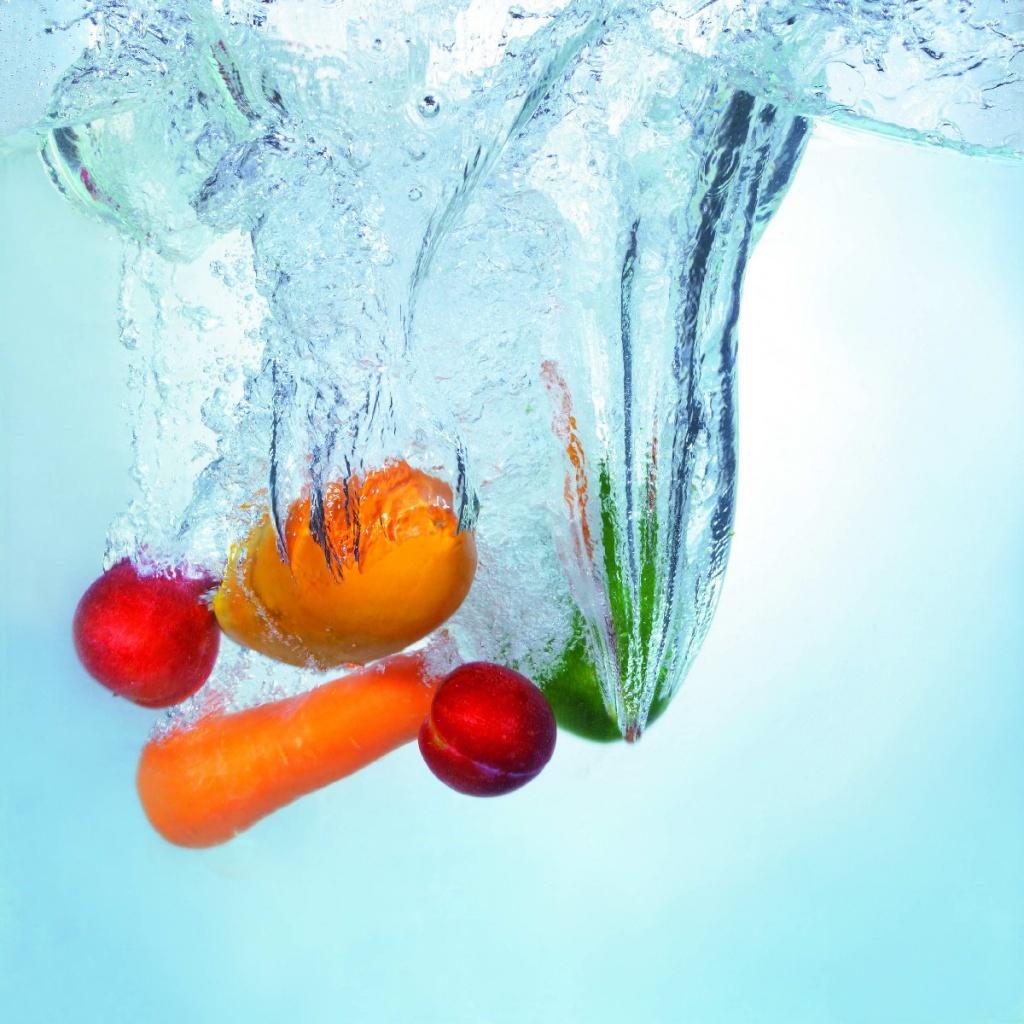 Картинки вода и еда