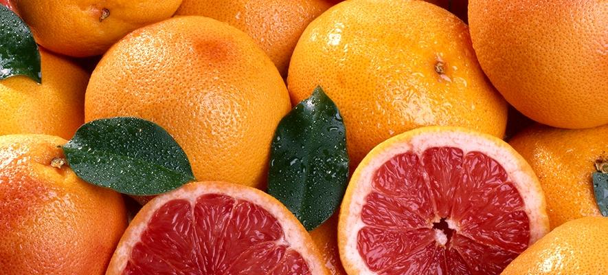 Грейпфрут, как природный антибиотик