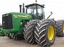 Трактора John Deere, Case, New Holland из США