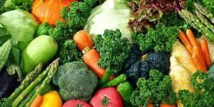 Самые полезные овощи с огорода