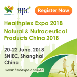 - Healthplex Expo, Natural & Nutraceutical Products China